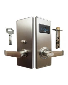 BS-103 Cylindrical Latch RFID Mifare1 Weatherproof Hotel card lock