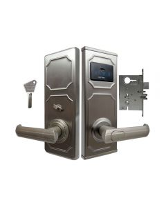 BS-201 RF Mortise With Deadbolt Weatherproof Hotel Card Lock