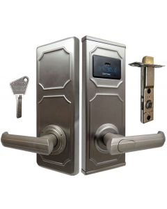 BS-201 Cylindrical Latch, Weatherproof  RFID card lock