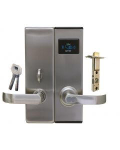 BS-301 RFID Card, Cylindrical Latch, Stainless Steel, Weatherproof Hotel Lock