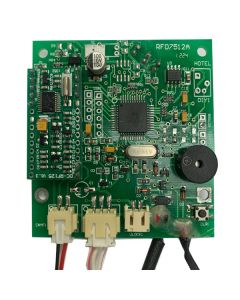 BS-75 RF Temic Hotel Card Lock Circuit Board
