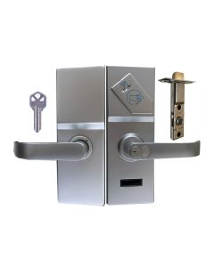 BS-75 RF Cylindrical Latch Weatherproof  Hotel Card Lock