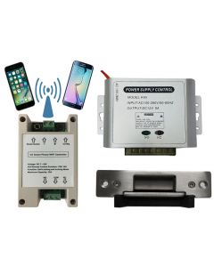 G1  Wifi Module APP Smart Phone Remote Controlled + Power Adapter + Electric Strike