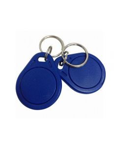 Keyfob With Key Chain For RFID Hotel Lock