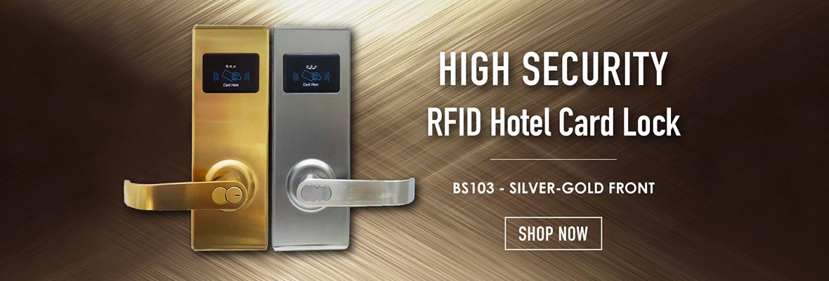 RFID Hotel Locks, BS-103 RFID Hotel Lock